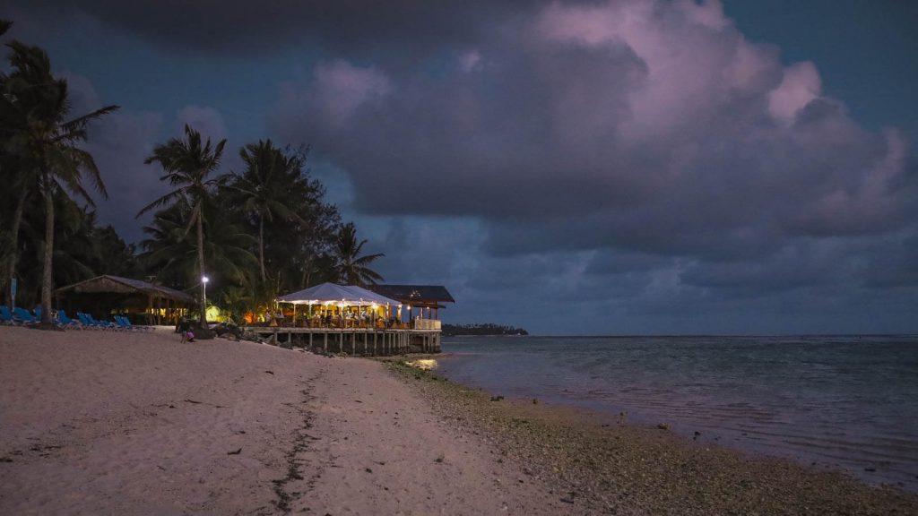 Sunset-in-Rarotonga-Cook-Islands
