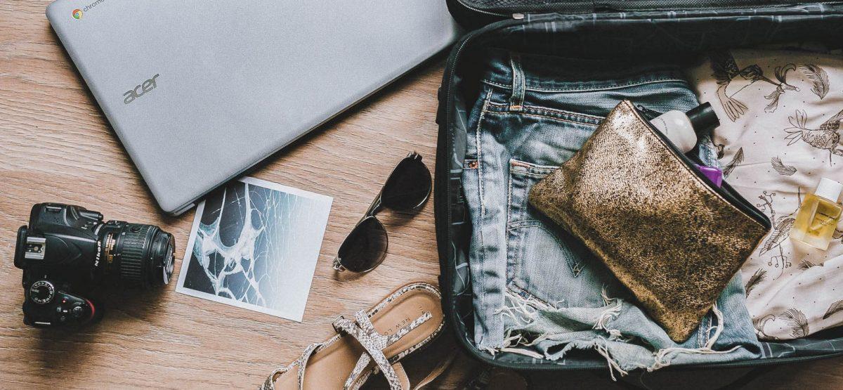 Travel Essentials for long haul flight