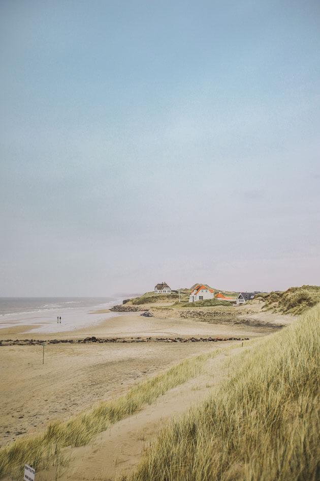 Summer-in-Denmark-Løkken-strand