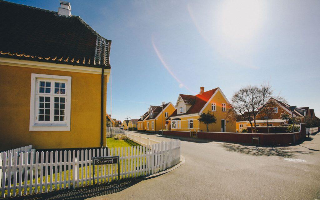 Summer-in-Denmark-Skagen-streets