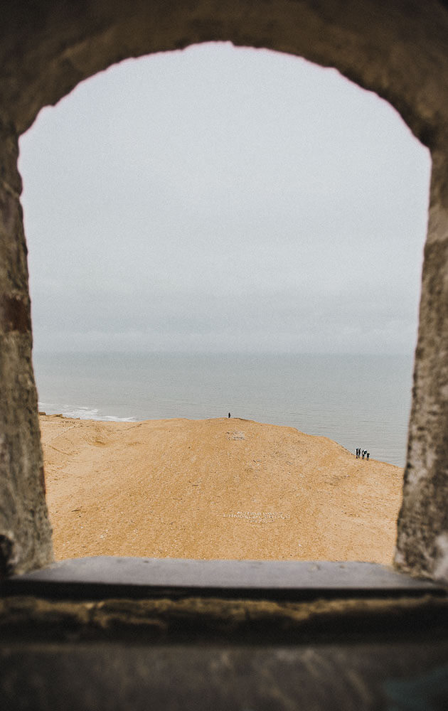 View from Rubjerg Knude