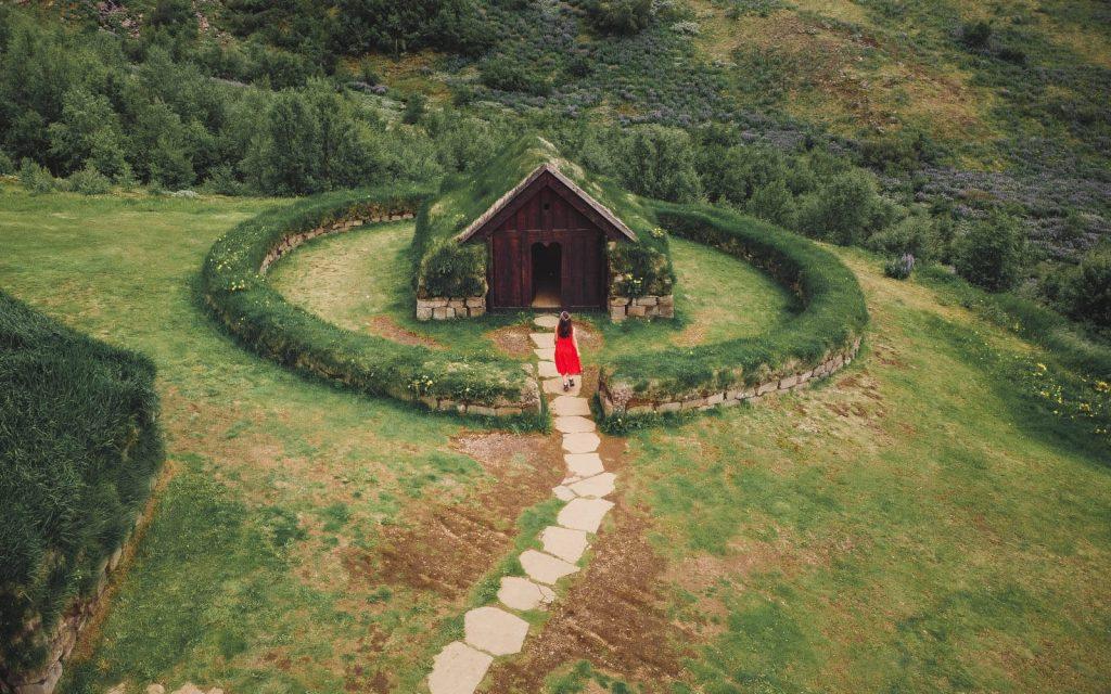 Þjóðveldisbærinn-Stöng-Iceland-fairytale