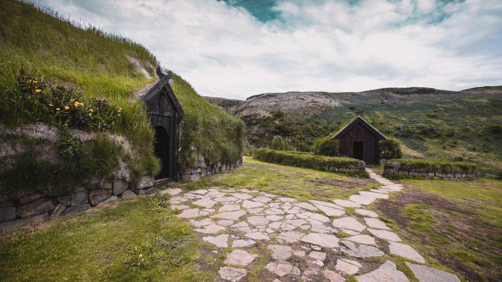 Þjóðveldisbærinn-Stöng-museum