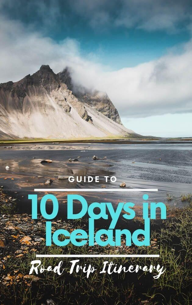 10 days Iceland itinerary: your guide to a perfect road trip in Iceland. It is possible to see all of Iceland in 10 days doing a road trip in Iceland ring road. We offer you a balanced Iceland itinerary with amazing stops to get the best Iceland has to offer.