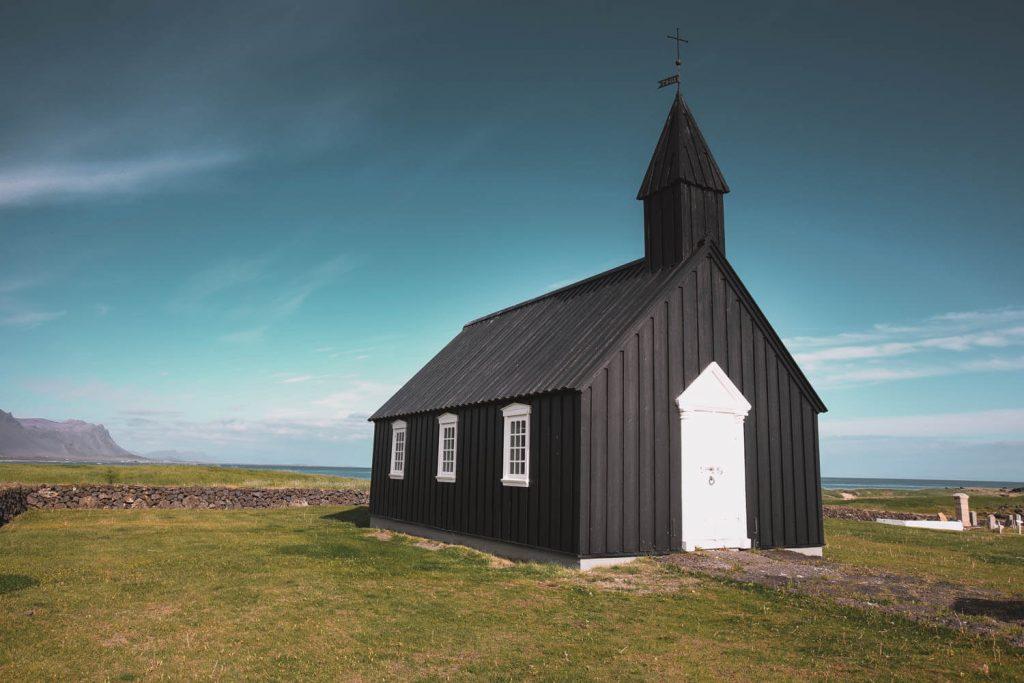 Búðakirkja-Iceland