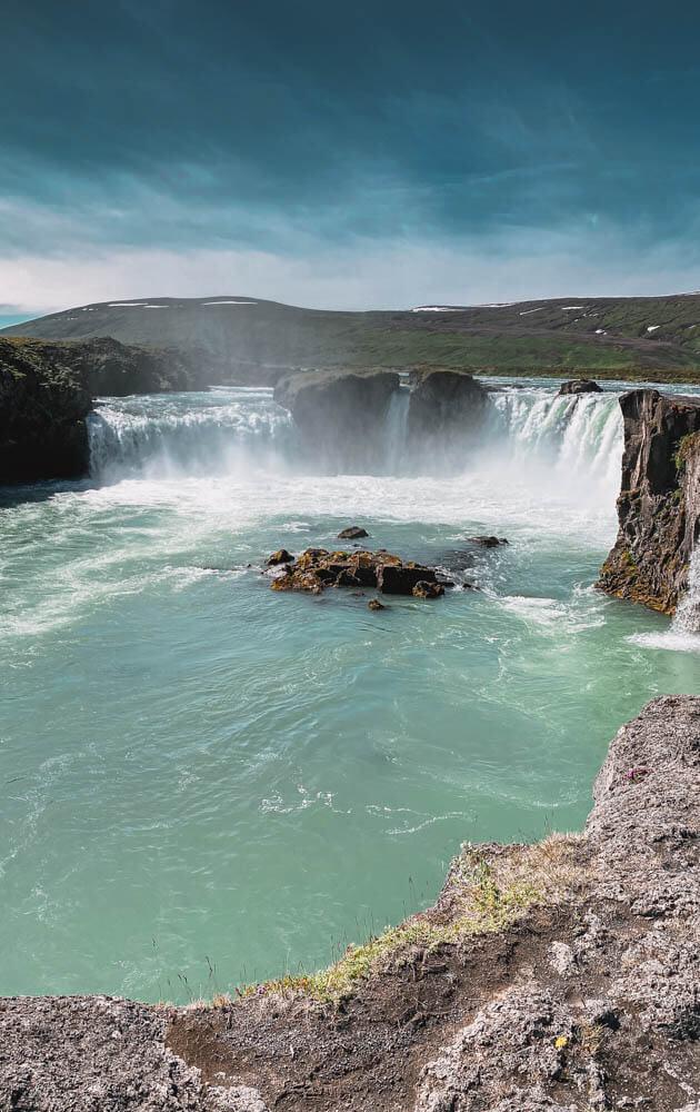 Goðafoss-waterfall-Iceland