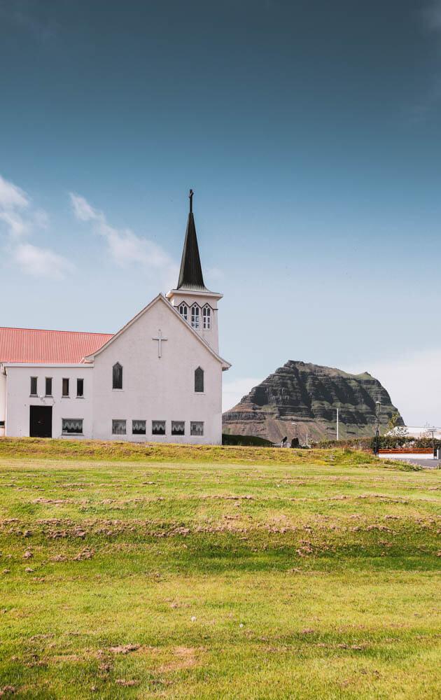 Grundarfjörður-town-West-Iceland