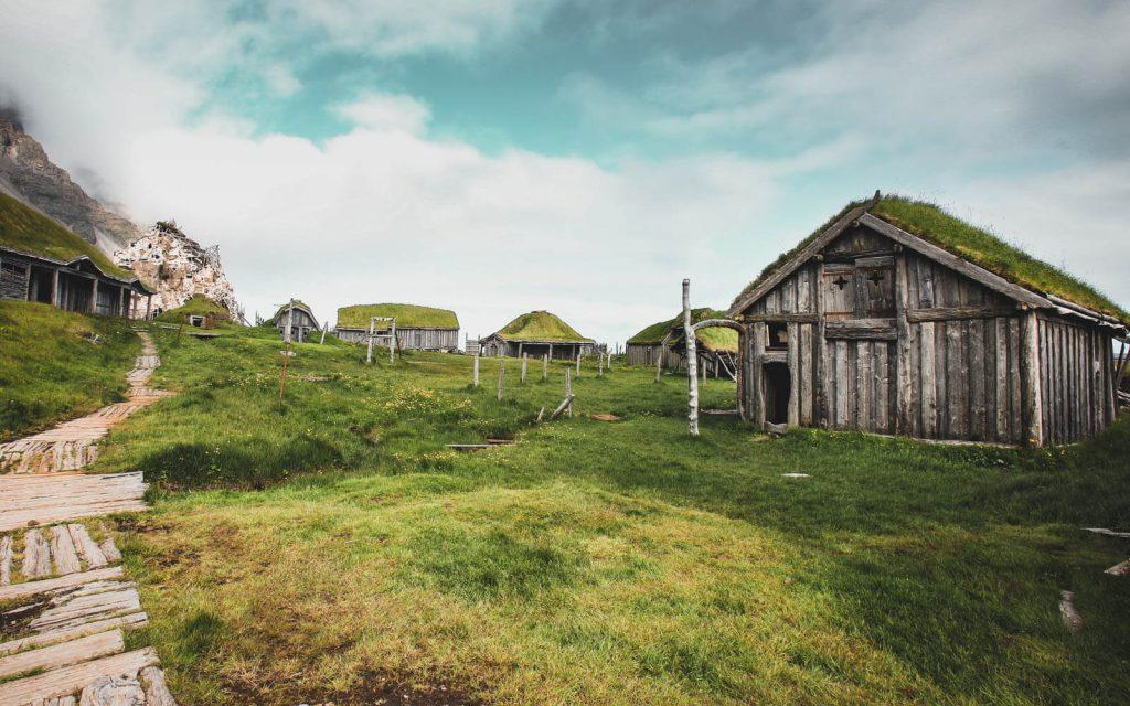 Viking-Village-Prop-For-Movie_