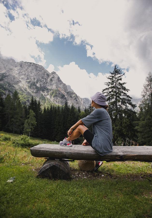 Slovenia Itinerary - Logar Valley Hike Koča na Jami