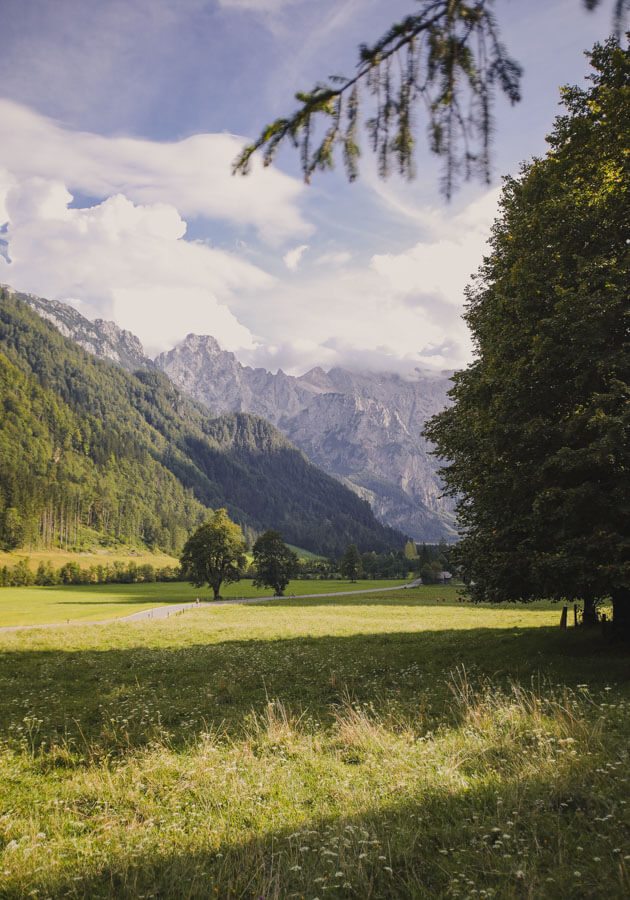 Logar Valley. Slovenia itinerary for 6 days