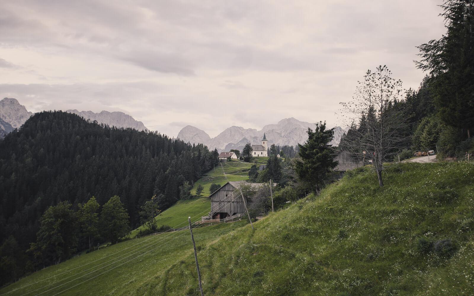 Slovenia-Itinerary-Panoramic-road-drive