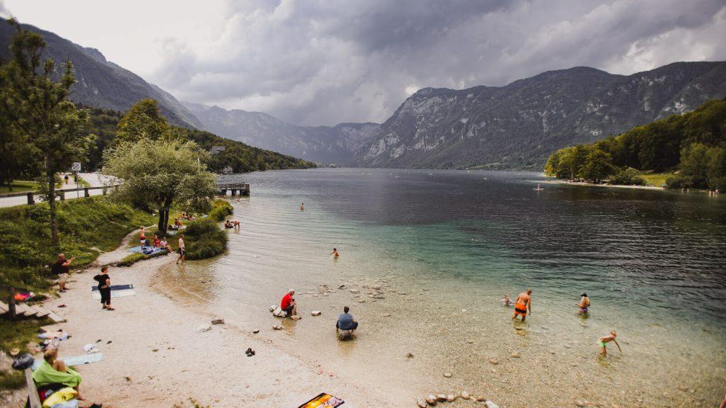 Slovenia-Itineray-lake-Bohinj